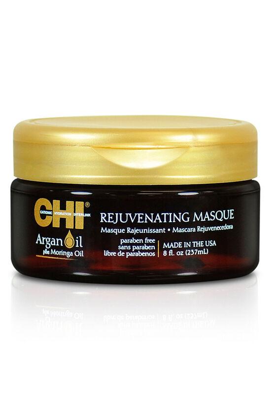 CHI Маска для волос аргановая на основе масел аргании и моринги Argan Oil Mask 237 мл - фото 1
