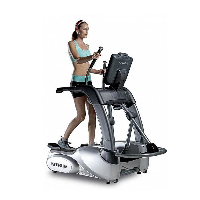 Эллиптический тренажер True Fitness XCS400X (CS400EX10T) - фото 2