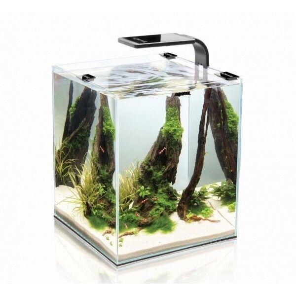 Aquael Аквариум Shrimp Set Smart 2 10 Black - фото 1