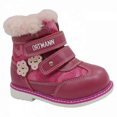 Ortmann Детские зимние ортопедические ботинки Kids BELA - фото 1