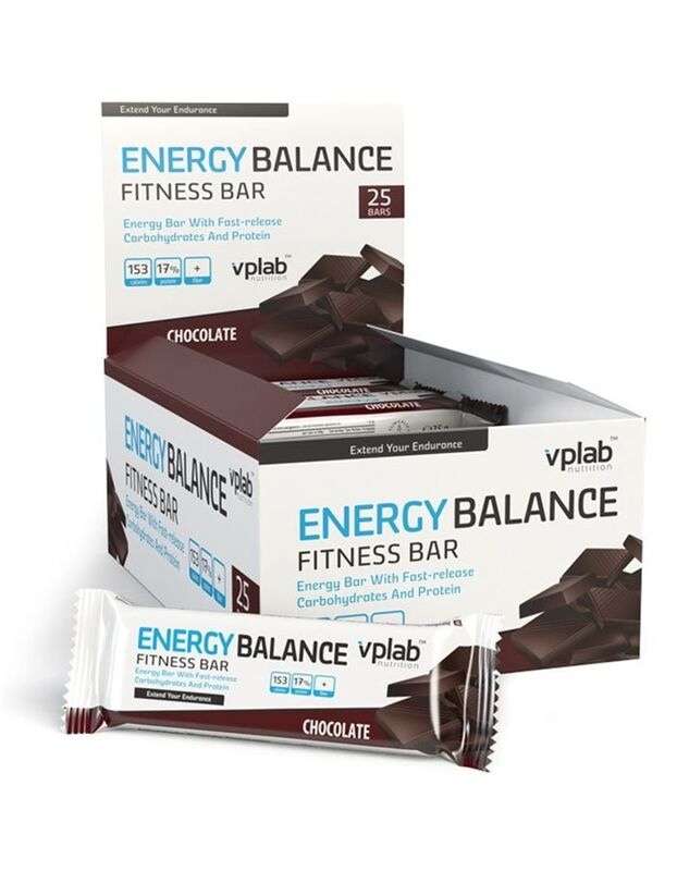 VPLab Energy Balance Fitness Bar, 35 гр. - фото 1