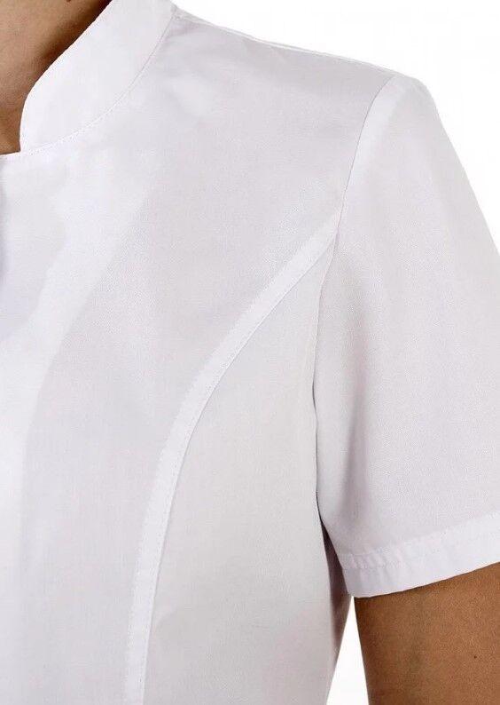 Доктор Стиль Медицинская блуза «Сандра» ЛУ 1224.К - фото 8