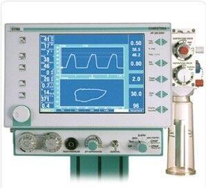 Медицинское оборудование Stephan Аппарат искусcтвенной вентиляции легких CHRISTINA - фото 1