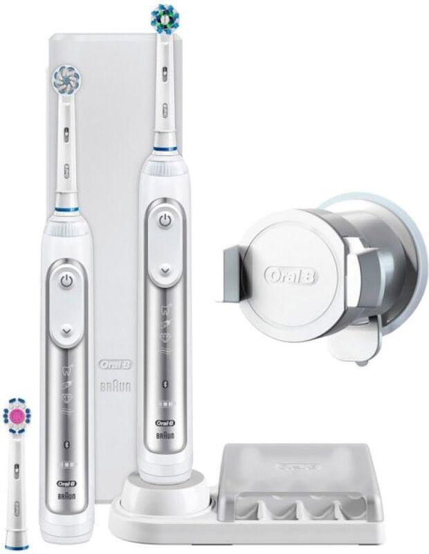 Oral-B Электрическая зубная щетка Genius 8900 (D701.535.5XC) - фото 1