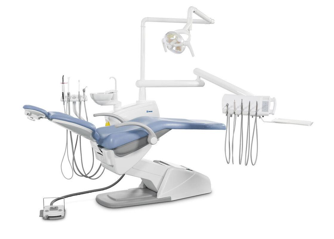 Стоматологическое оборудование Siger Стоматологическая установка U100 с нижней подачей инструментов - фото 1