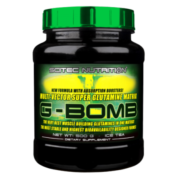 Scitec Nutrition G-Bomb 2.0 500 г - фото 1
