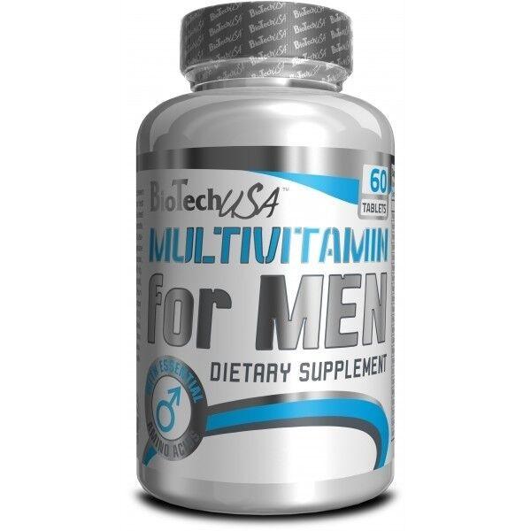 BioTech Multivitamin for MEN - фото 1