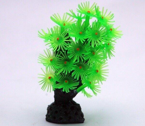 Marlin Aquarium Декор из силикона «Коралл зеленый» (мягкий) - фото 1