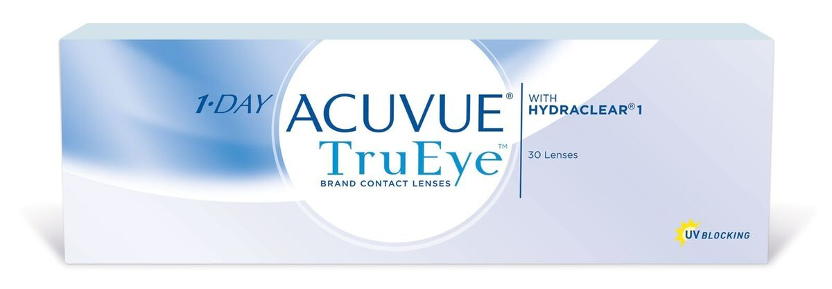 Контактные линзы Johnson&Johnson 1 Day Acuvue TruEye - фото 1
