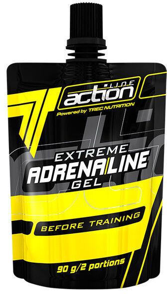 Trec Nutrition ADRENALIN GEL 90 гр - фото 1