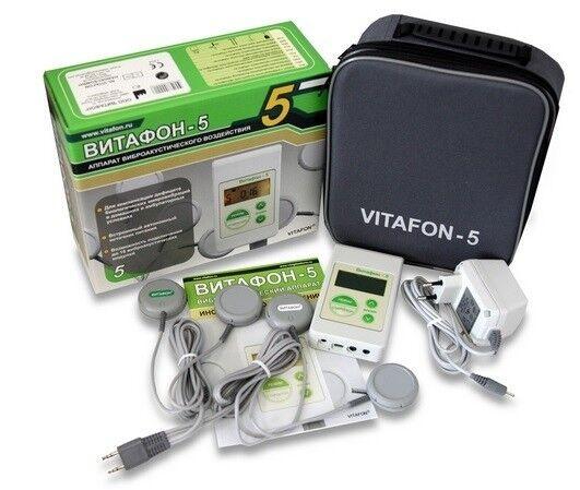 Витафон Аппарат виброакустического воздействия Витафон-5 - фото 1