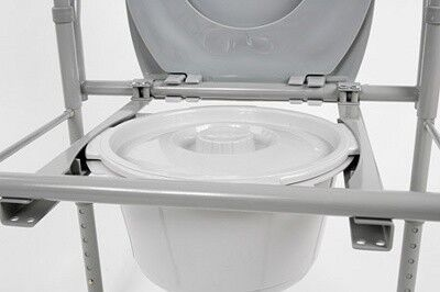 Санитарное приспособление Valentine I. LTD Potty-ведро для кресел-туалетов - фото 1