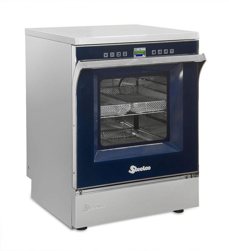 Стоматологическое оборудование Steelco Моечно-дезинфицирующая машина DS 500 SCL - фото 1