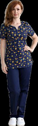 Спецобъединие Блуза Колибри (ЛЛ 2232.4511) - фото 1