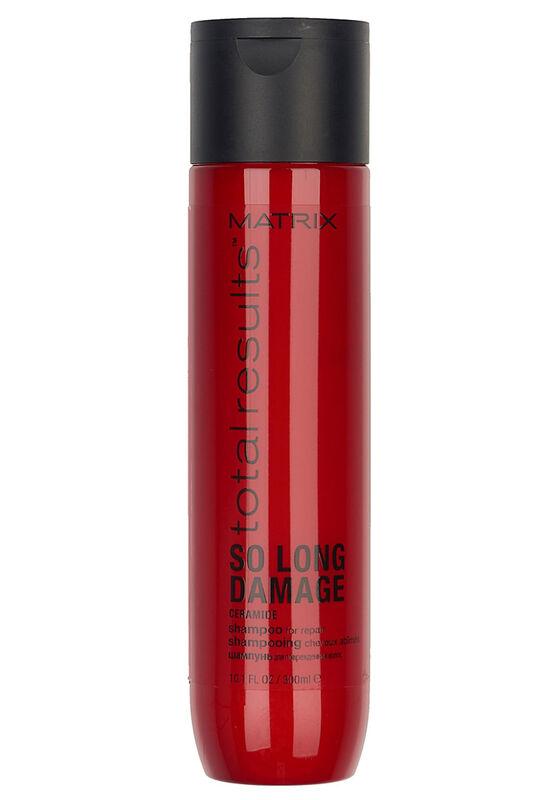 Matrix Шампунь SO LONG DAMAGE для поврежденных волос 300 мл - фото 1