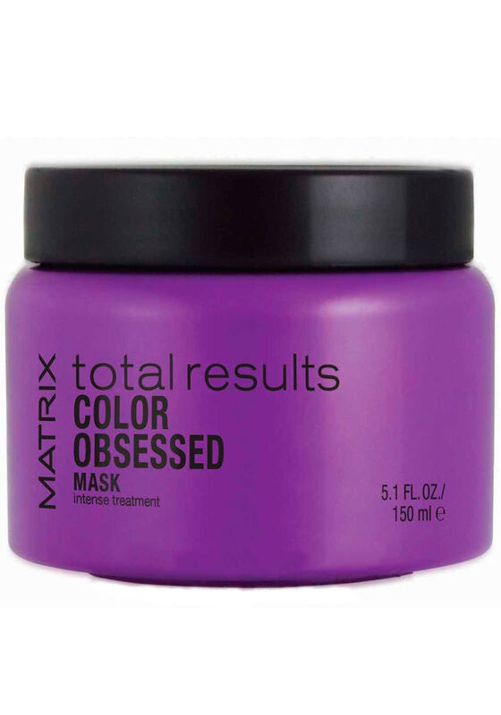 Matrix Маска COLOR OBSESSED для окрашенных волос 150 мл - фото 1