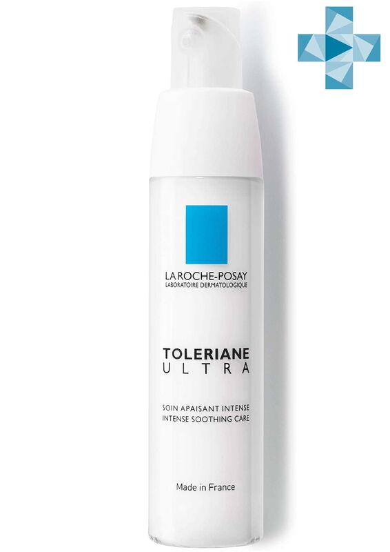 La-Roche-Posay TOLERIANE ULTRA Интенсивный успокаивающий уход для чувствительной и склонной к аллергии коже, 40 мл - фото 1