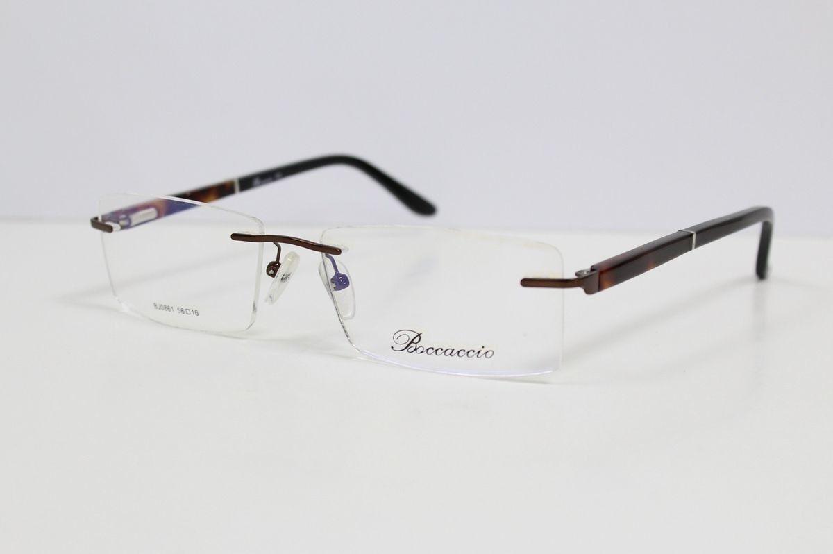 Очки Boccaccio (оправа) BJ0861 - фото 1
