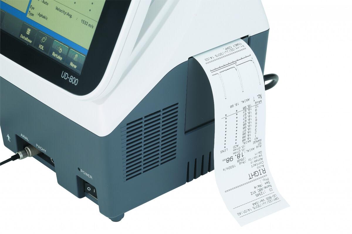 Медицинское оборудование Tomey Ультразвуковой сканер UD-800 - фото 8