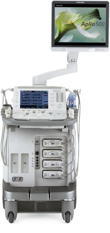 Медицинское оборудование Toshiba Aplio 500 - фото 1