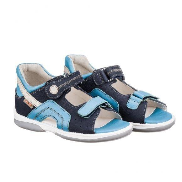 Memo Детская ортопедическая обувь Szafir 1CH - фото 1
