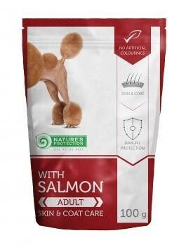 Natures Protection Adult Salmon 100гр. - фото 1