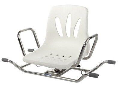 Санитарное приспособление Valentine I. LTD Вращающееся сиденье для широкой ванны - фото 1