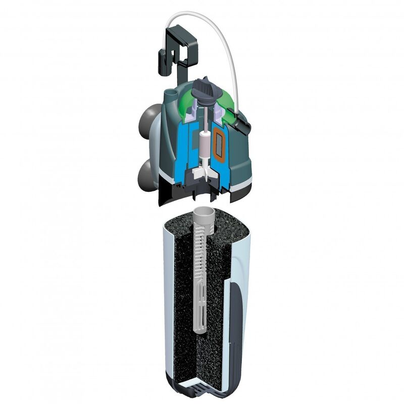 Aquael Фильтр Fan Micro Plus - фото 9