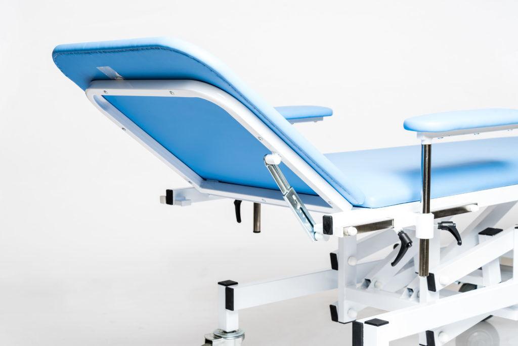 Айболит-2000 Кушетка-стол перевязочная передвижная - фото 3