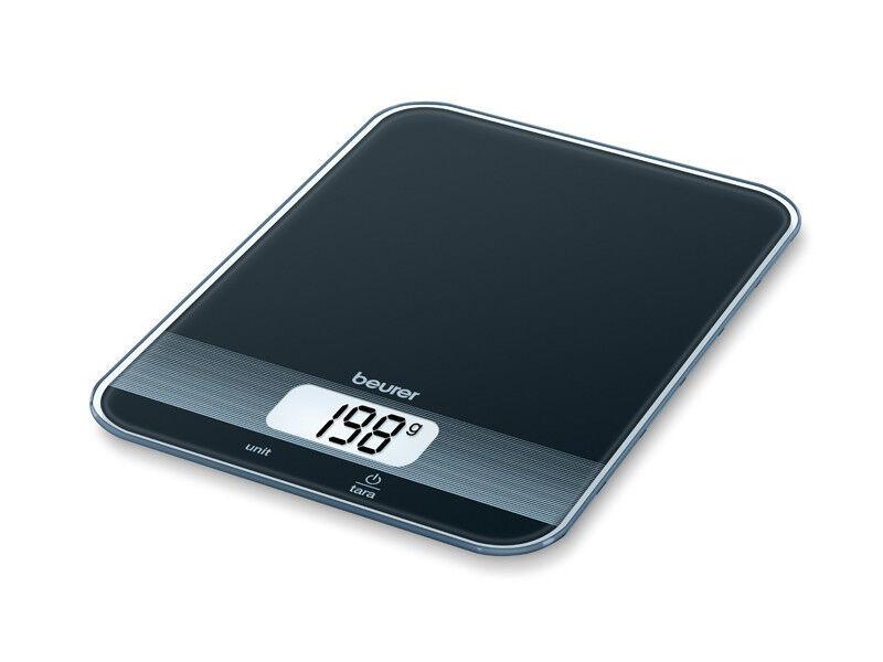 Beurer KS 19 Black весы кухонные - фото 1