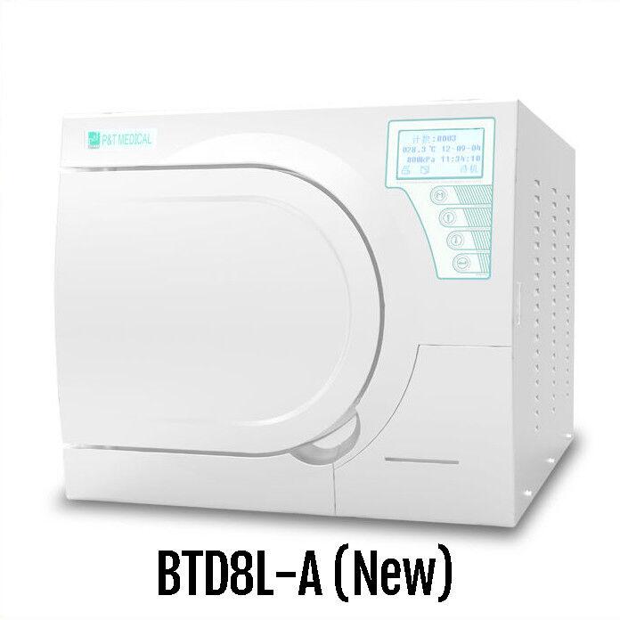 Стоматологическое оборудование P&T Medical Автоклав BTD8L-A New - фото 1