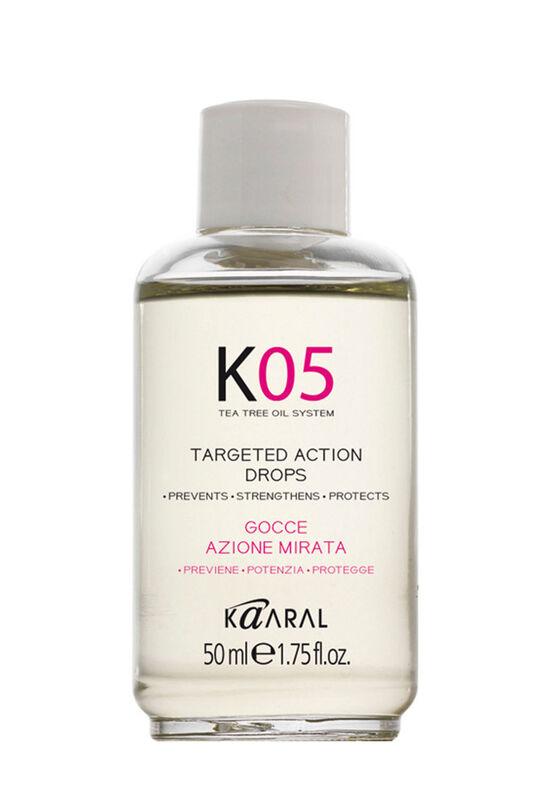 Kaaral Лосьон против выпадения волос направленного действия Targeted Action Drops 50 мл - фото 1