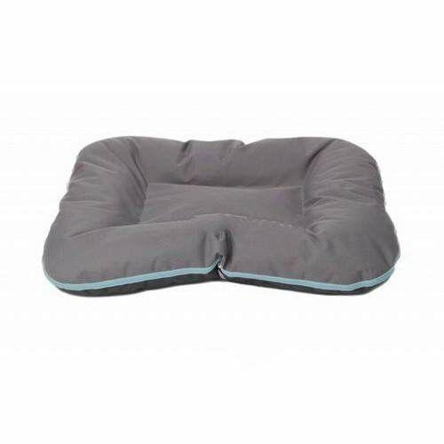 Comfy Лежак-подушка для собак Arnold серый графит 140х110х18 см - фото 1