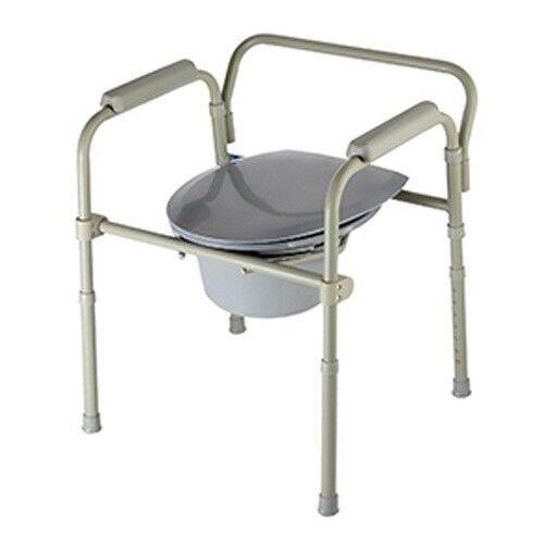 Прокат медицинских товаров Мега-Оптим Кресло HMP 7210 A с саноснащением напрокат - фото 1