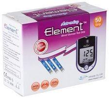 Глюкометр Infopia Тест-полоски для определения глюкозы GluNeo Light 25шт. - фото 1