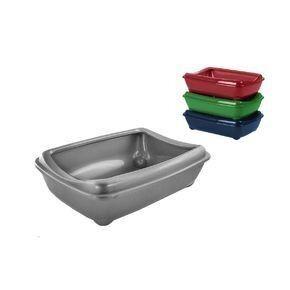 Redplastic Туалет для кошек ZooM глубокий (под наполнитель) 43*30*12 см - фото 1