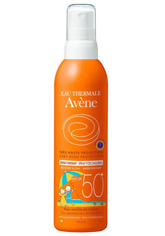 Avene Солнцезащитный спрей SPF 50+ для детей, 200мл - фото 1