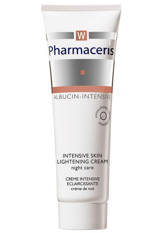 Pharmaceris Крем для лица интенсивный отбеливающий ночной Albucin-Intensive, 30 мл - фото 1