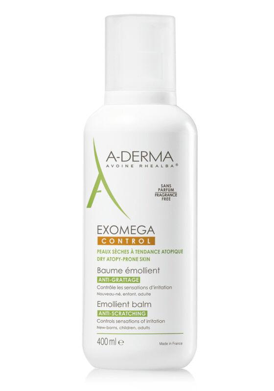 A-Derma Крем смягчающий Экзомега Контроль 400 мл - фото 1