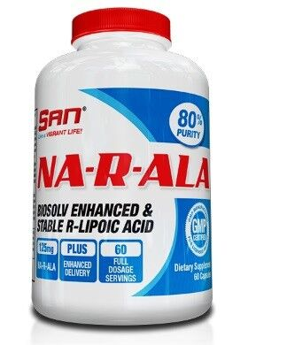 San NA-R-ALA, 60 capsules - фото 1
