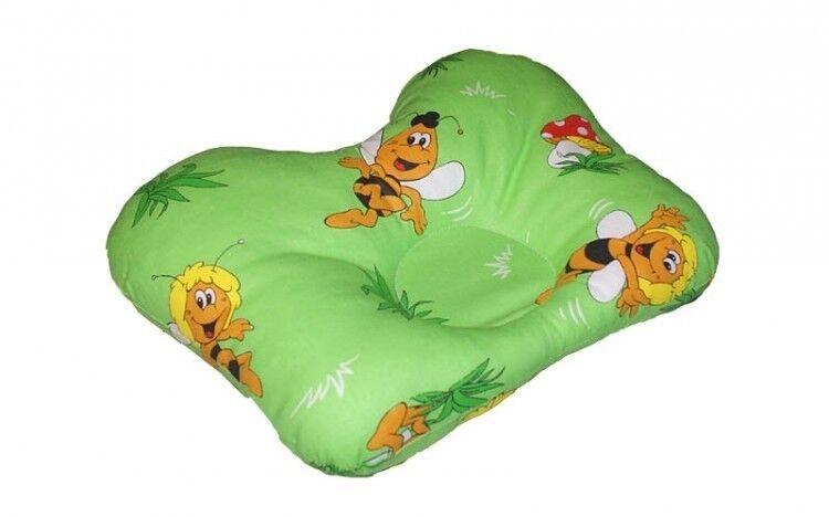 Подушка Тривес Ортопедическая подушка для новорожденных - фото 1