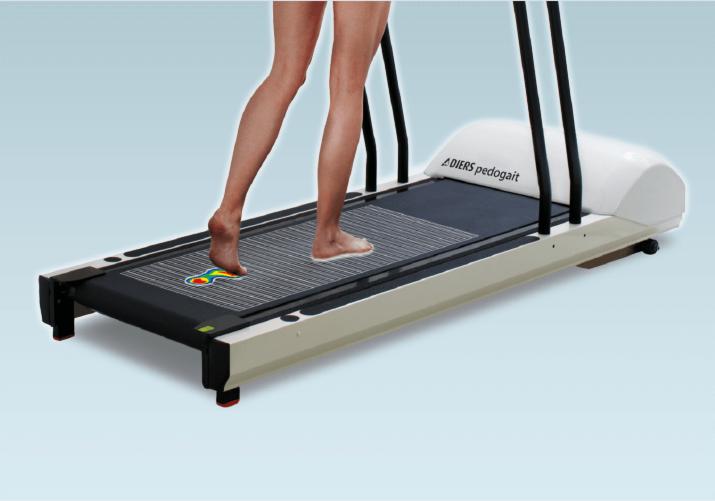 Медицинское оборудование Diers Анализ движения 4D motion® Lab - фото 3