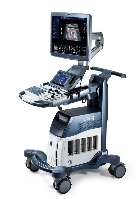 Медицинское оборудование General Electric Logiq S8 - фото 1