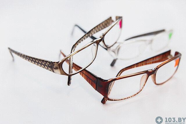 Очки Касияна Очки корригирующие в пластмассовой оправах - фото 12