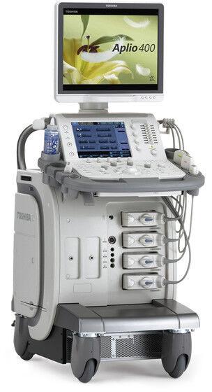 Медицинское оборудование Toshiba Aplio 400 - фото 1