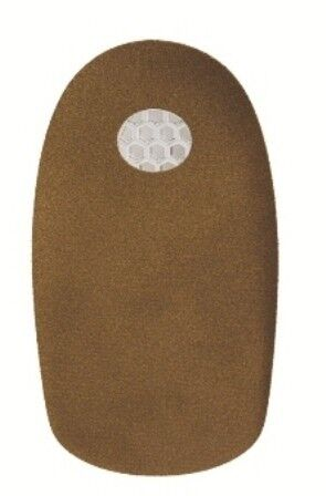 Effi Гелевый подпяточник с покрытием из замши TGEL 3212 - фото 1
