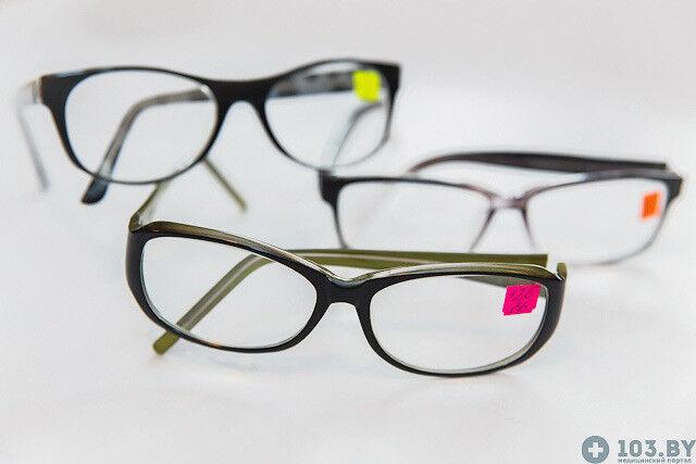 Очки Касияна Очки корригирующие в пластмассовой оправах - фото 13