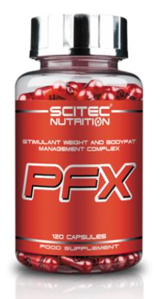 Scitec Nutrition PFX 120 кап - фото 1