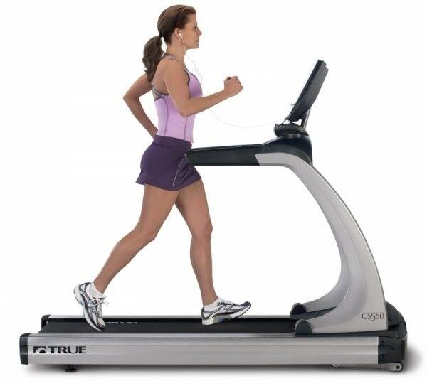 Беговая дорожка True Fitness CS550T11X - фото 1