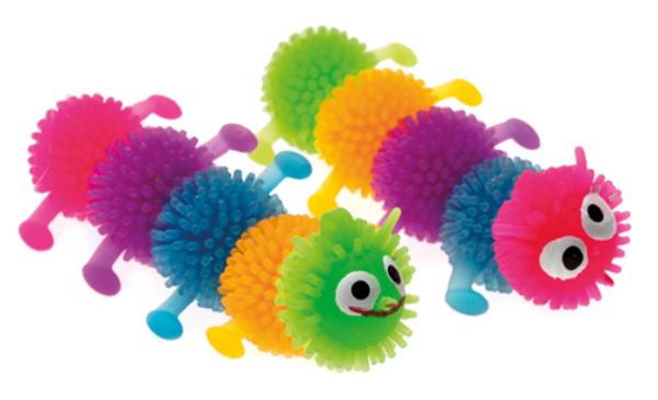 Comfy Игрушка для собак Gelly гусеница - фото 1